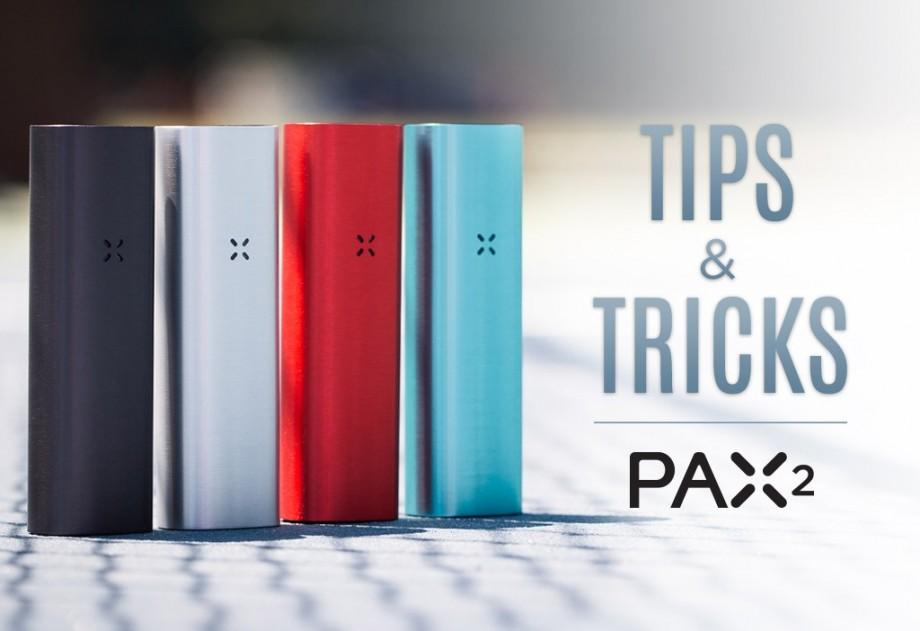 Pax 2 Tricks